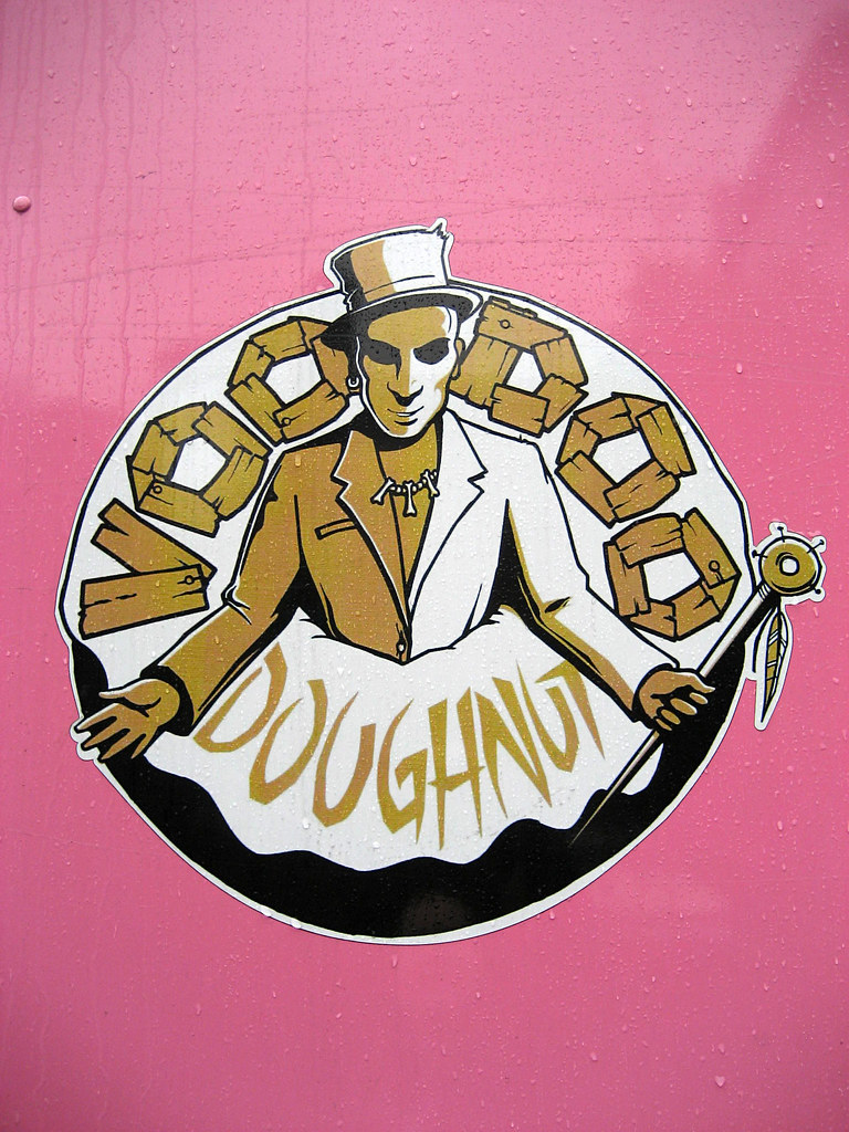 What Is Voodoo >> Voodoo Doughnuts logo | Liz Hall | Flickr