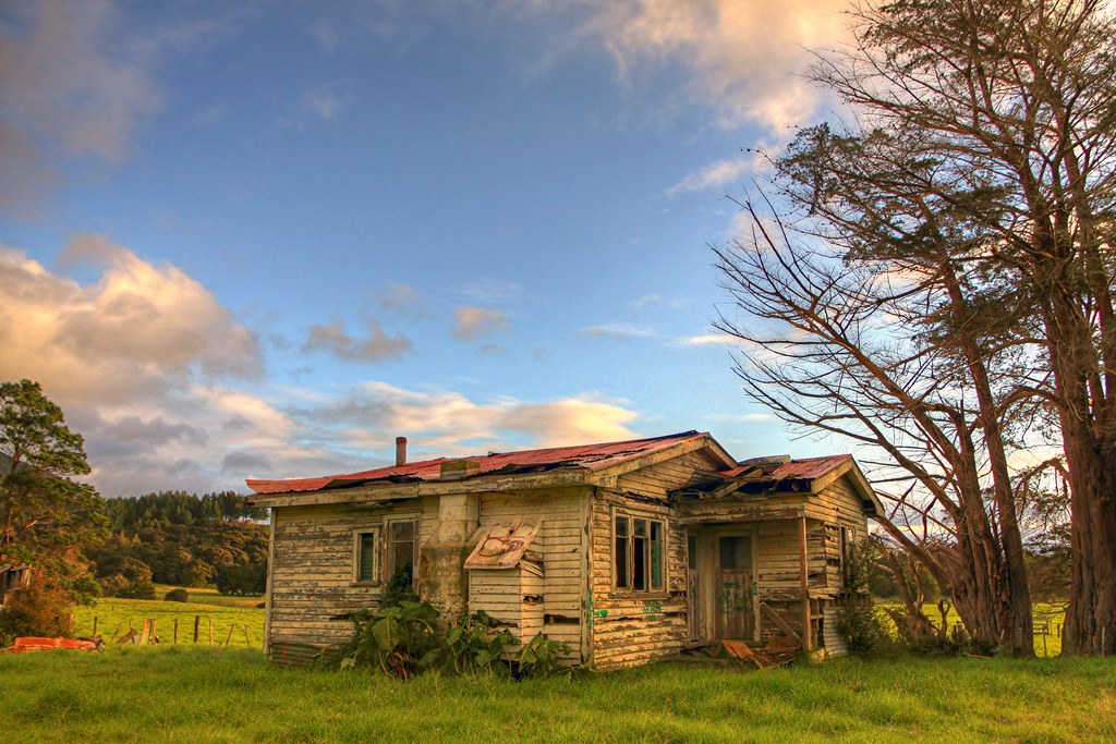 Old house victoria valley kaitaia district northland n for Classic houses images