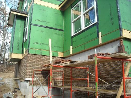 Foundation brick ledge superior walls of east tennessee for Superior foundation walls