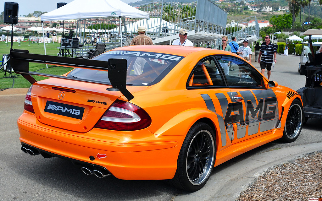 Rv Mercedes >> 2004 Mercedes Benz DTM Coupe AMG Racer - orange pearl - rv ...