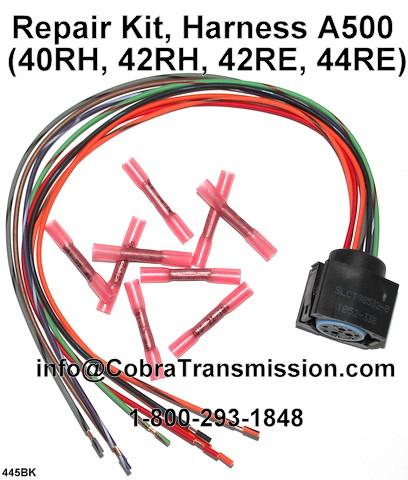 dodge dakota 44re transmission