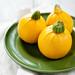 Yellow ball zucchini