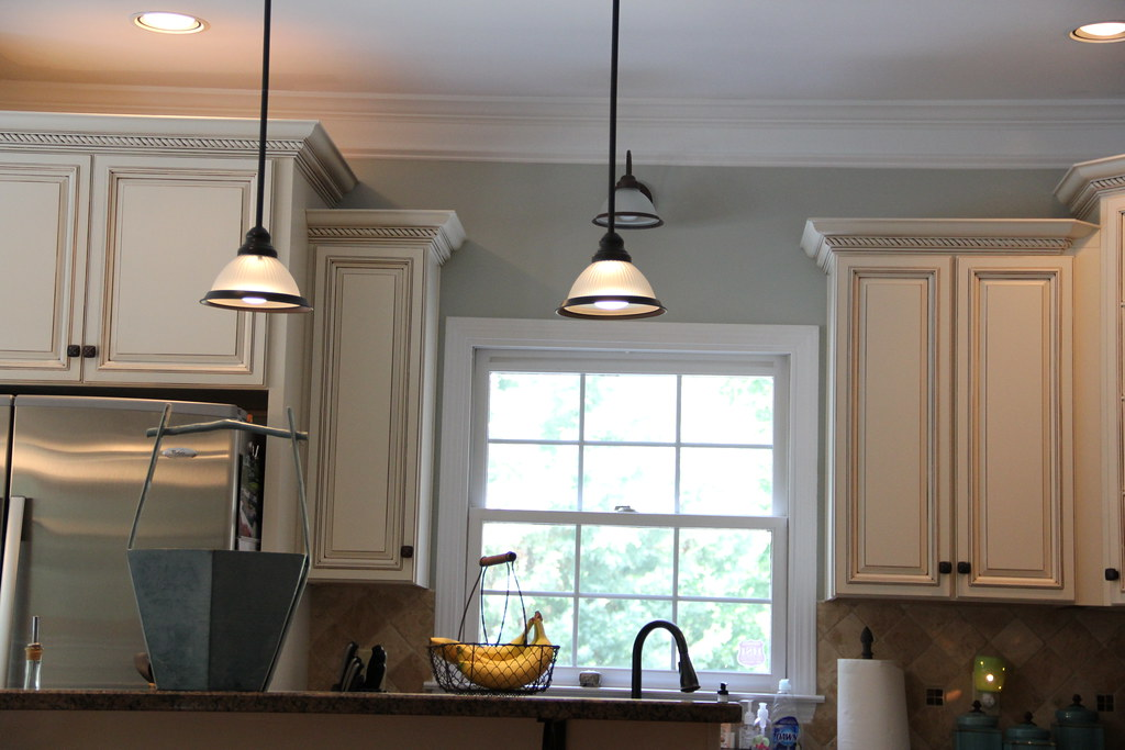 New Kitchen Paint Restoration Hardware Silver Sage Paint