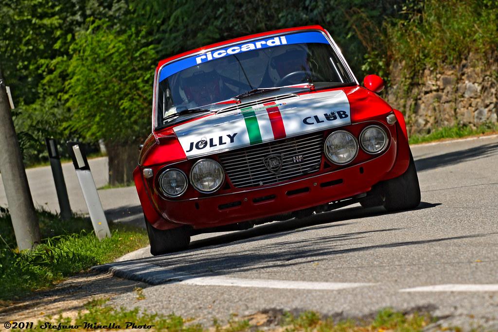 Historical Lana Rally - Lancia Fulvia HF JollyClub | Flickr