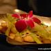 catfish with caramel sauce, celery, coriander root Next Restaurant Tour Of Thailand Menu Gluten-Free (18)