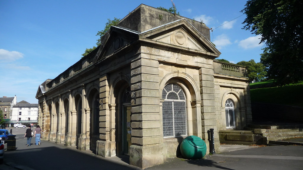 The Pump Room Buxton Derbyshire   The Pump Room, by Henry Cu…   Flickr