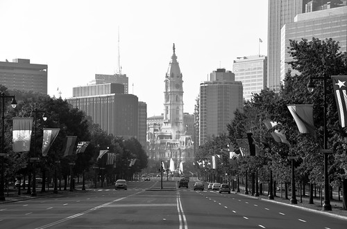 Ben Franklin Parkway | by Sonny_Chia