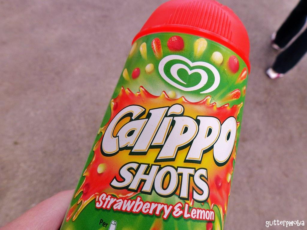 Calippo Shots