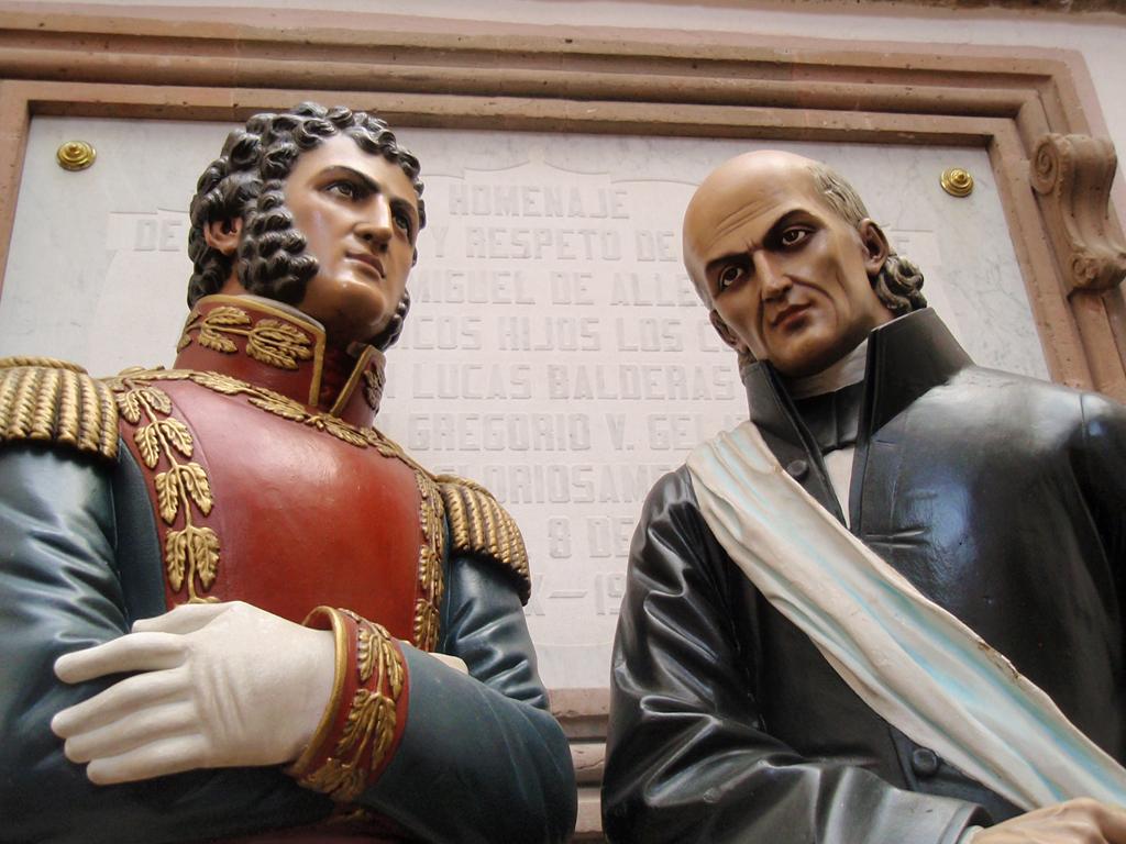 Museo casa de don ignacio allende san miguel de allende flickr - Casa de cultura ignacio aldecoa ...