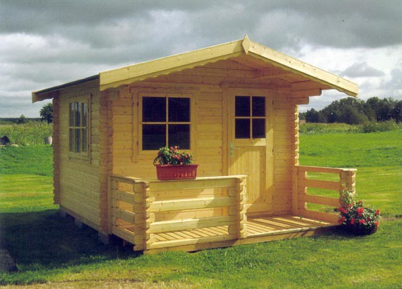 Casas prefabricadas de madera una elecci n inteligente for Casas de madera baratas pequenas