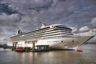 Crystal Serenity In Liverpool | by Jeffpmcdonald