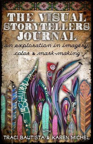 The Visual Storytellers Journal workshop | by treiCdesigns