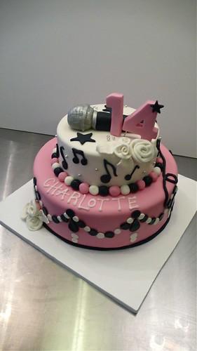 Teenager Birthday Cake Birthday Cake Made For A Teenage