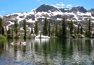 August Snow Melt | by jurvetson