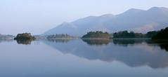 First light on Derwent Water