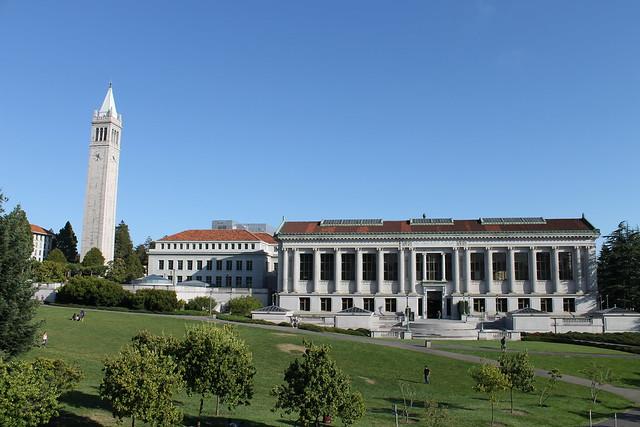 Uc Berkeley Campus Flickr Photo Sharing