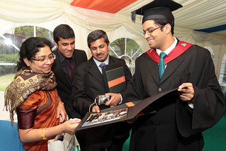 Graduation - Tuesday 12th July 2011 - afternoon ceremony | by Aston University