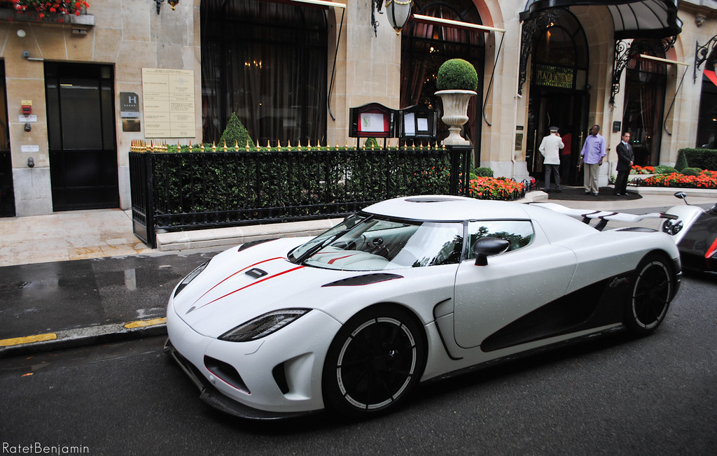 Koenigsegg Agera R [On Explore !] | Paris, au Plaza ...
