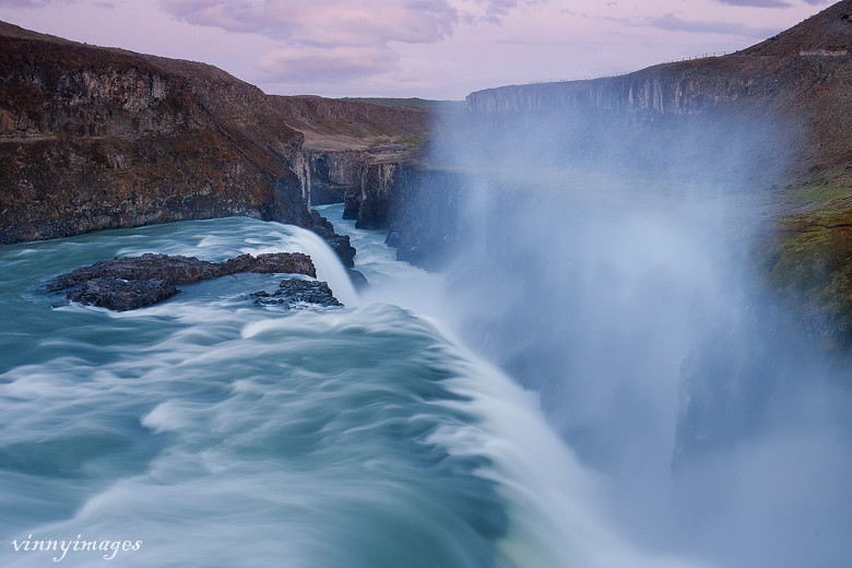 Gullfoss (Golden Falls) | Two things that Iceland does not h… | Flickr