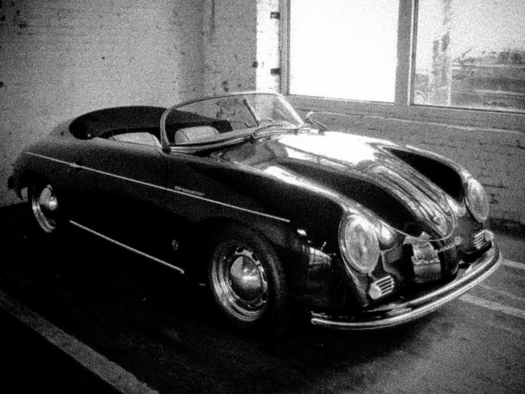 Porsche 356 Speedster Alexander J Flickr