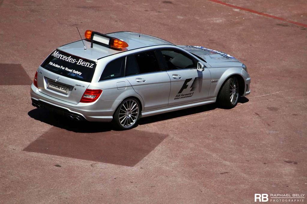 mercedes c63 amg break safety car rapha l belly flickr. Black Bedroom Furniture Sets. Home Design Ideas