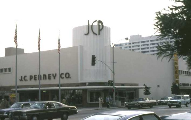 Jc Penney Wilshire Blvd Santa Monica Ca Flickr Photo