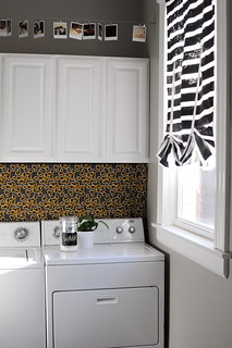 Laundry Room for BL | by emily @ go haus go
