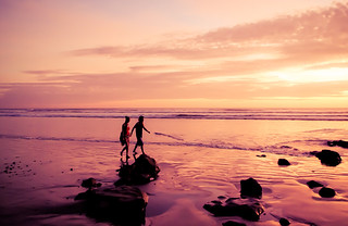 Sunset Beach Walk (Explore 2011/07/16) | by Storkholm Photography