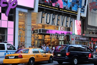 Forever 21 - Times Square | by Eric Demarcq