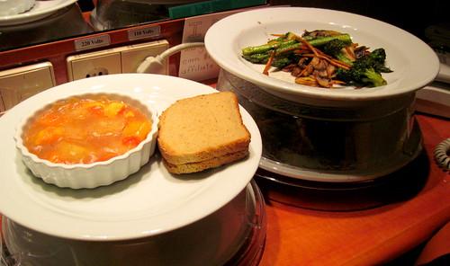 Vegan and gluten free foods
