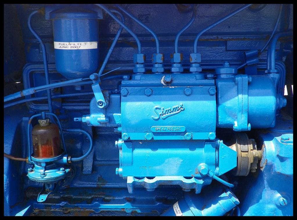 Fordson Major injector Pump Manual