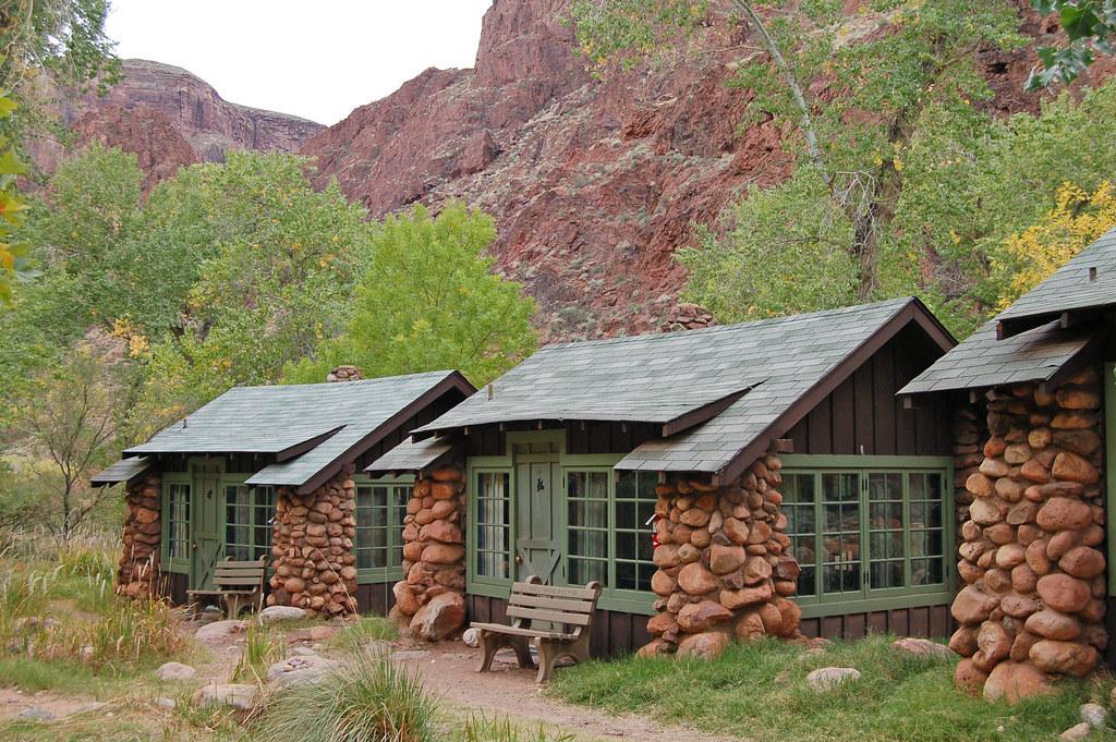 Grand Canyon Phantom Ranch Cabins 0261 Phantom Ranch