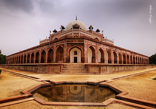 Humayun's Tomb Part II | by Abhinav Singhai