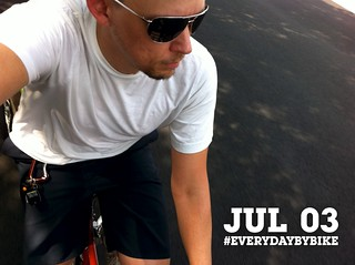 Jul 01: Bug Bus | #EverydayByBike | by Cycleboredom
