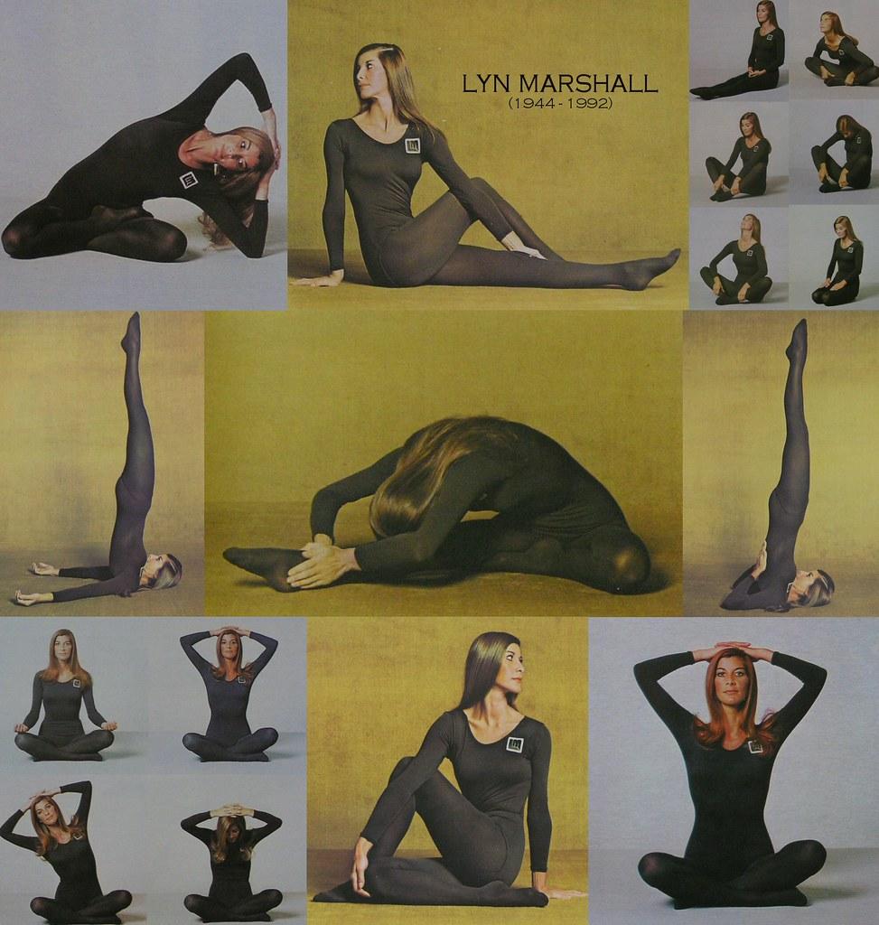 Lyn Marshall's Yoga. | Flickr