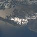 Delmarva Peninsula, U.S. East Coast (NASA, International Space Station, 07/16/11)