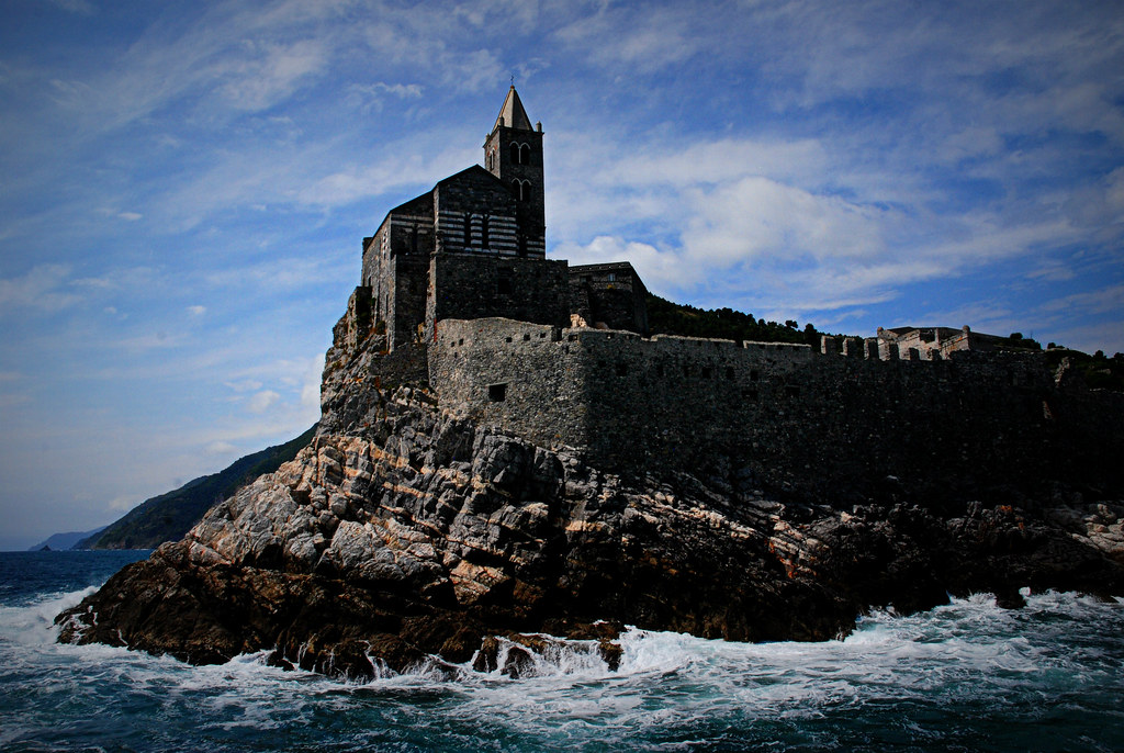 (732) St. Peter at Porto Venere