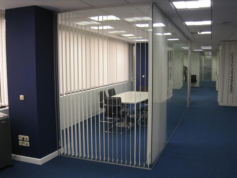 Mampara para oficina fabricamos es instalamos mamparas for Mamparas de oficina