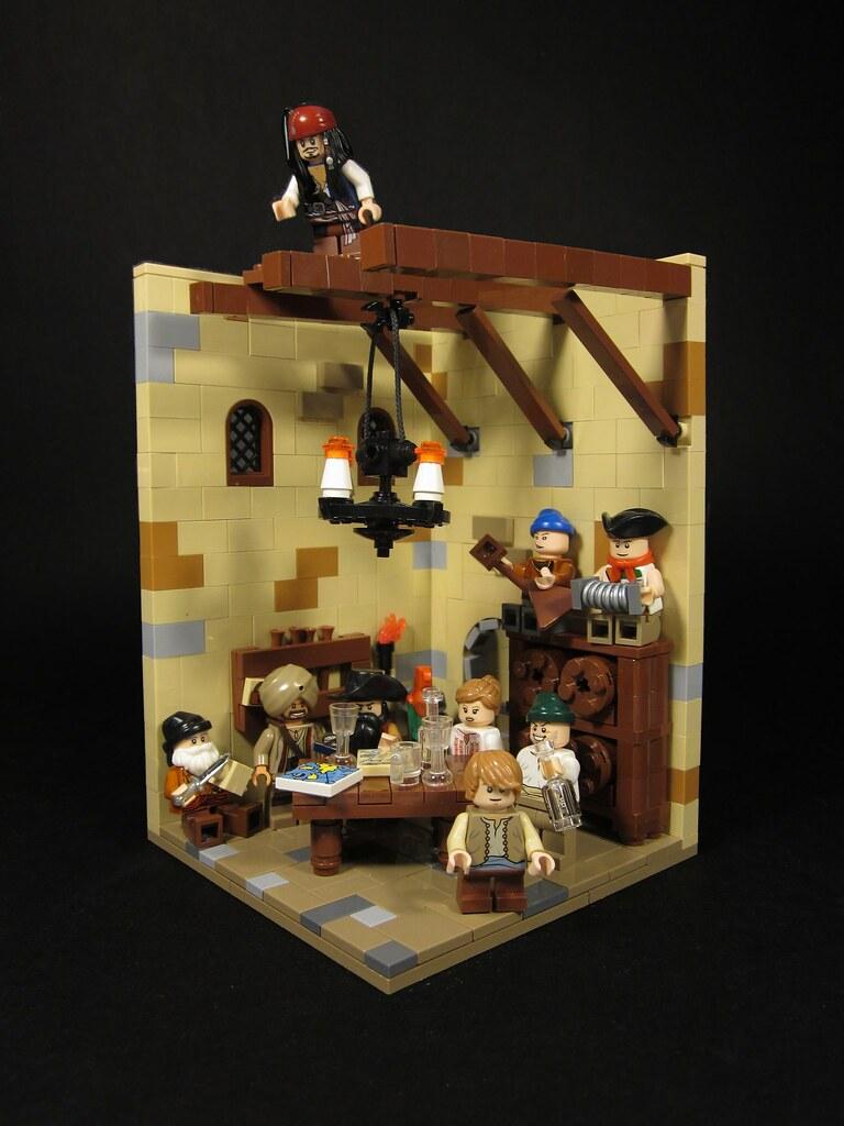 Plotting Pirates As The Pirates Slowly Peruse Their