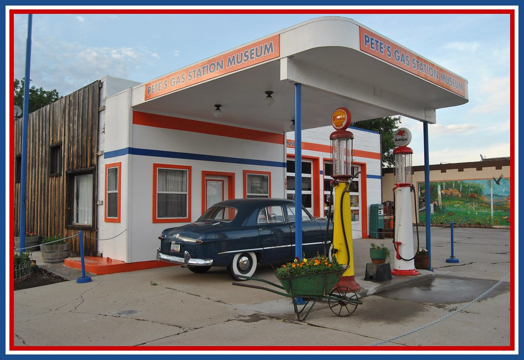 Pete S Route 66 Gas Station Museum Quot Pete S Route 66 Gas