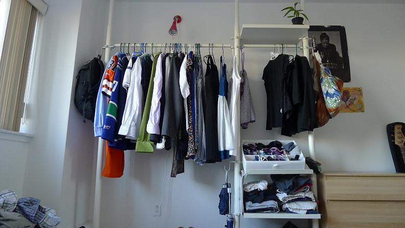 ... Open Concept Closet Wardrobe For Sale | By PhilosophyChild