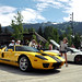 Ford GT with 458