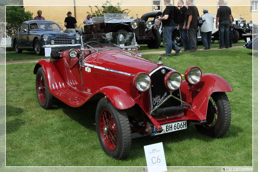 Motor World Car Factory >> 1929 - 1933 Alfa Romeo 6C 1750 Gran Sport Zagato (02) | Flickr