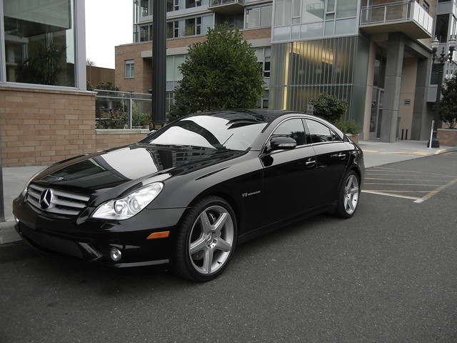 Mercedes benz cls 55 amg 19 inch rims flickr photo for Mercedes benz 19 inch amg wheels