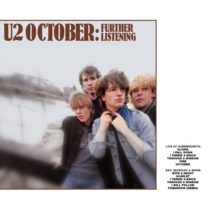 U2 October: Further Listening | Custom artwork for stray tra… | Flickr