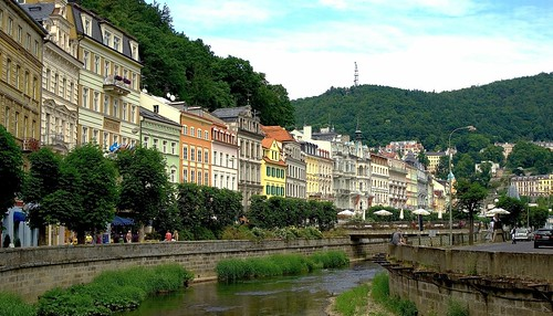 Karlovy Vary, Czech Republic | by Thomas Depenbusch (Depi)