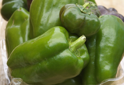 green peppers | by Muffet