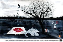 HD Art Painting Surrealismy I & II - NAME.004