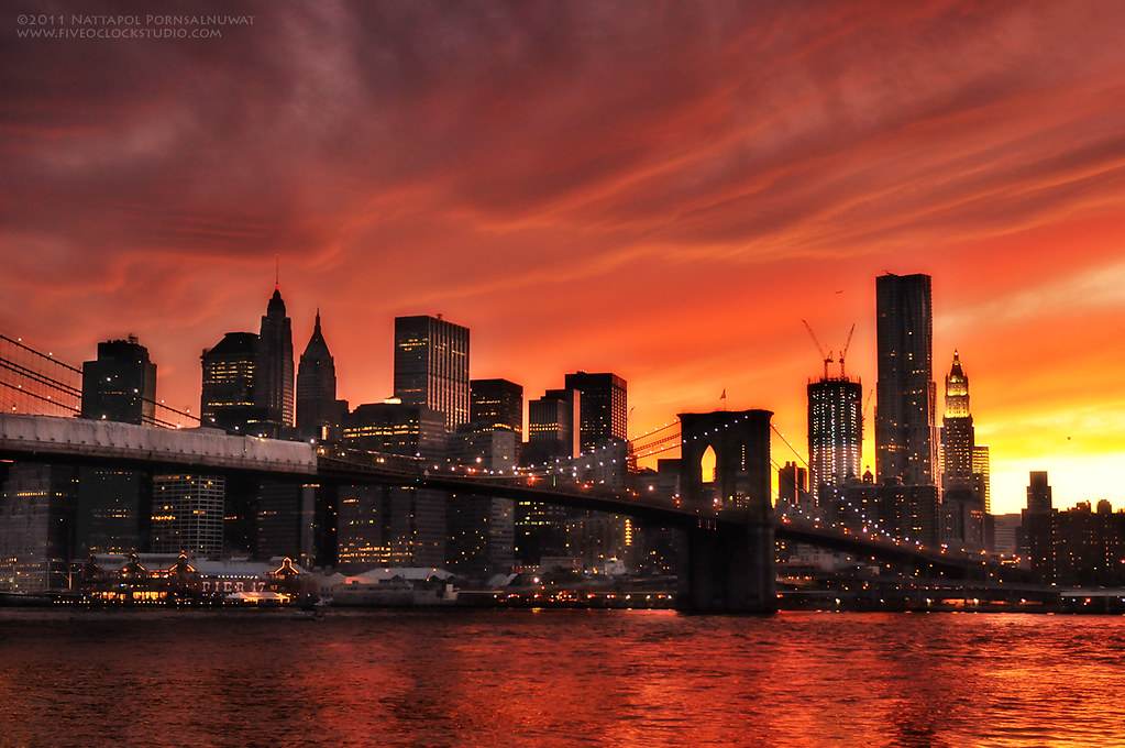 Red Sky City