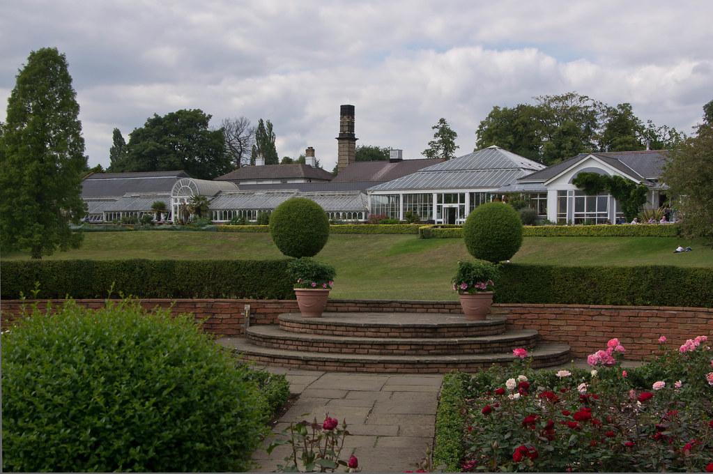 Birmingham botanical gardens glasshouses these are the m flickr for Birmingham botanical gardens birmingham al